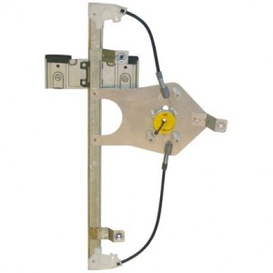 mecanisme leve vitre electrique OPEL MERIVA (06/2010-) - 4 Portes Arriere Coté Conducteur SANS MOTEUR