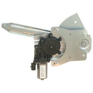 mecanisme leve vitre electrique HYUNDAI I10 (04/2008-11/2013) - 4 Portes Arriere Coté Passager AVEC MOTEUR