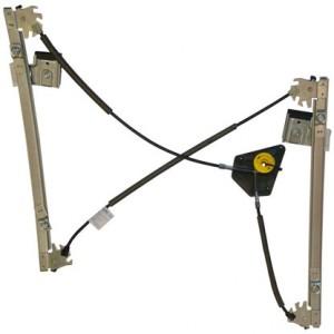 mecanisme leve vitre electrique VOLKSWAGEN POLO (11/2001-06/2009) - 2 Portes Avant Coté Passager SANS MOTEUR