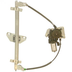 mecanisme leve vitre electrique MITSUBISHI COLT (03/1996-05/2004)(CJ) - 2 Portes Avant Coté Passager AVEC MOTEUR