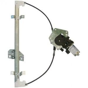 mecanisme leve vitre electrique FORD FIESTA (04/1989-10/1995) - 4 Portes Avant Coté Passager AVEC MOTEUR