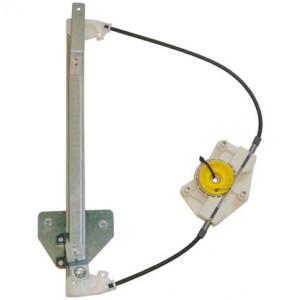 mecanisme leve vitre electrique AUDI A4 (10/2001-09/2007) - 4 Portes Arriere Coté Conducteur SANS MOTEUR
