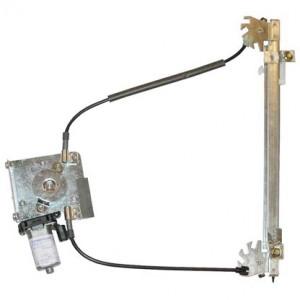 mecanisme leve vitre electrique FIAT PANDA (01/1986-08/1997) - 2 Portes Avant Coté Passager AVEC MOTEUR