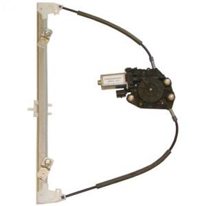 mecanisme leve vitre electrique FIAT PANDA (09/2003-) - 2/4 PORTES Avant Coté Conducteur AVEC MOTEUR