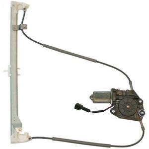 mecanisme leve vitre electrique FIAT PUNTO (1993-08/1999) - 2 Portes Avant Coté Conducteur AVEC MOTEUR