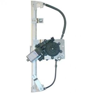 mecanisme leve vitre electrique FIAT CINQUECENTO (07/2007-) - 2 Portes Avant Coté Conducteur AVEC MOTEUR