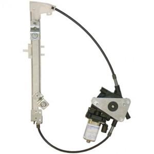 mecanisme leve vitre electrique FIAT GRANDE PUNTO (09/2005-) - 4 PORTES Arriere Coté Passager AVEC MOTEUR