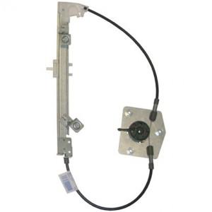 mecanisme leve vitre electrique FIAT GRANDE PUNTO (09/2009-) - 4 Portes Arriere Coté Conducteur SANS MOTEUR