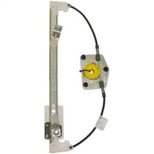 mecanisme leve vitre electrique SKODA OCTAVIA (04/2005-) - 4 Portes Arriere Coté Passager SANS MOTEUR