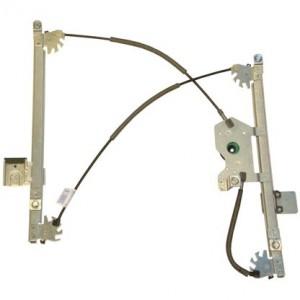 mecanisme leve vitre electrique CITROEN C2 (10/2003-) - 2 Portes Avant Coté Passager SANS MOTEUR