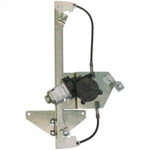 mecanisme leve vitre electrique CITROEN C4 PICASSO (10/2006-) - 4 Portes Arriere Coté Passager AVEC MOTEUR