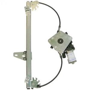 mecanisme leve vitre electrique CITROEN AX (07/1991-) - 4 Portes Avant Coté Conducteur AVEC MOTEUR