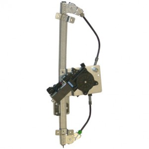 mecanisme leve vitre electrique OPEL ASTRA (03/1998-02/2004) - 4 PORTES Arriere Coté Passager AVEC MOTEUR