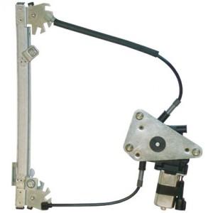 mecanisme leve vitre electrique ALFA ROMEO 166 (10/2000- ) - 4 Portes Arriere Coté Conducteur AVEC MOTEUR