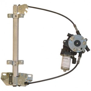 mecanisme leve vitre electrique NISSAN TERRANO (02/2002-) - 4 Portes Arriere Coté Conducteur AVEC MOTEUR