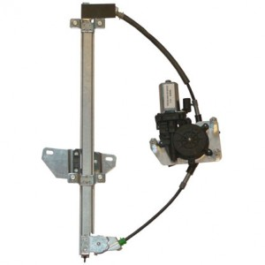 mecanisme leve vitre electrique NISSAN ALMERA (03/2000-) (N16) - 4 Portes Avant Coté Passager AVEC MOTEUR