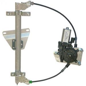mecanisme leve vitre electrique NISSAN PRIMERA (09/1996-04/2002)(P11) - 4 Portes Arriere Coté Conducteur AVEC MOTEUR