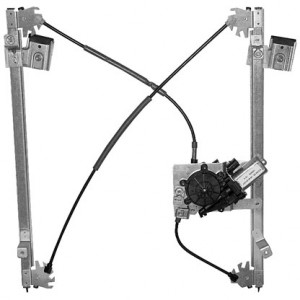 mecanisme leve vitre electrique LANDROVER FREELANDER (10/2000-12/2003) - 2/4 Portes Avant Coté Passager AVEC MOTEUR