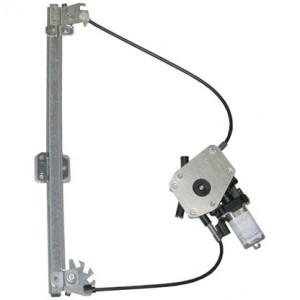 mecanisme leve vitre electrique MERCEDES W124 (09/1984-1996) - 4 Portes Arriere Coté Conducteur AVEC MOTEUR