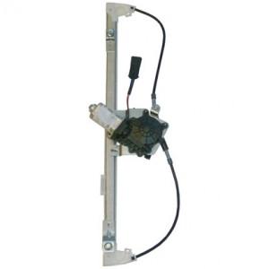 mecanisme leve vitre electrique MERCEDES ML (1997-01/2005) - 4 Portes Arriere Coté Passager AVEC MOTEUR