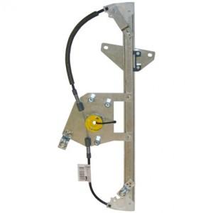 mecanisme leve vitre electrique SAAB 9-3 (10/2002-) - 4 Portes Arriere Coté Passager SANS MOTEUR