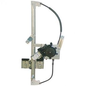 mecanisme leve vitre electrique NISSAN PATROL (24 VOLTS) (GR I60 - Y60) - 2 Portes Avant Coté Conducteur AVEC MOTEUR