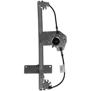 mecanisme leve vitre electrique PEUGEOT 207 (05/2005-) - 4 Portes Avant Coté Passager SANS MOTEUR