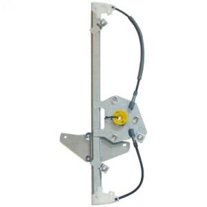 mecanisme leve vitre electrique PEUGEOT 208 (02/2012-) - 4 Portes Avant Coté Conducteur SANS MOTEUR