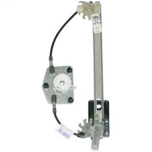 mecanisme leve vitre electrique VOLKSWAGEN BORA (1998-10/2003) - 4 Portes Arriere Coté Passager SANS MOTEUR