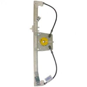 mecanisme leve vitre electrique FIAT QUBO (09/2008-) - 2 Portes Avant Coté Passager SANS MOTEUR
