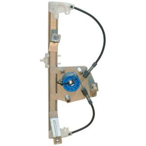mecanisme leve vitre electrique FORD FOCUS (04/2011-) - 4 Portes Arriere Coté Conducteur SANS MOTEUR