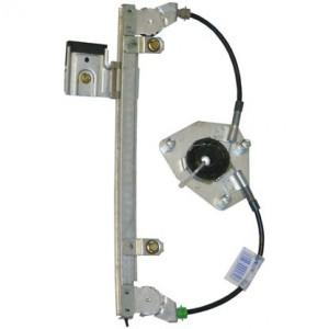mecanisme leve vitre electrique FIAT STILO (10/2001-) - 4 Portes Arriere Coté Passager SANS MOTEUR