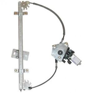 mecanisme leve vitre electrique FORD ESCORT (07/1995-) - 4 Portes Avant Coté Passager AVEC MOTEUR