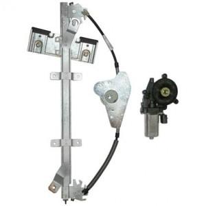 mecanisme leve vitre electrique FORD FUSION (07/2002-2012) - 4 Portes Avant Coté Passager AVEC MOTEUR