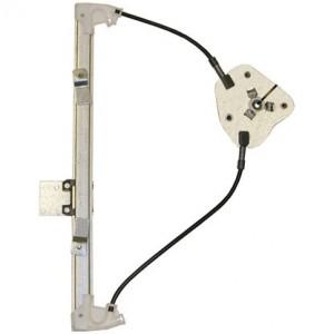 mecanisme leve vitre electrique MAZDA 6 (2002 -2008) - 4 Portes Arriere Coté Passager SANS MOTEUR