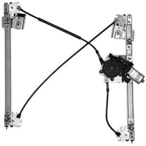 mecanisme leve vitre electrique SEAT VARIO (05/1993-02/1999)(6K) 4 Portes Avant Coté Passager AVEC MOTEUR