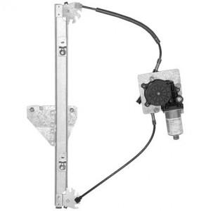 mecanisme leve vitre electrique VOLKSWAGEN FOX (05/2005-) - 2 Portes Avant Coté Passager AVEC MOTEUR