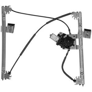 mecanisme leve vitre electrique VOLKSWAGEN GOLF III BREAK (09/1991-08/1997) - 2/4 PORTES Avant Coté Passager AVEC MOTEUR