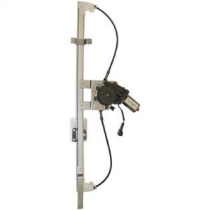 mecanisme leve vitre electrique CITROEN JUMPER (2000-06/2006) - 2 Portes Avant Coté Conducteur AVEC MOTEUR
