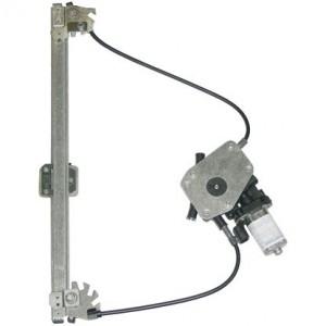 mecanisme leve vitre electrique MERCEDES 190 (09/1989-)(W201) - 4 Portes Arriere Coté Passager AVEC MOTEUR