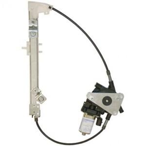 mecanisme leve vitre electrique FIAT GRANDE PUNTO (09/2009-) - 4 Portes Arriere Coté Passager SANS MOTEUR