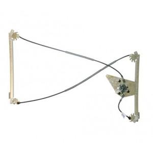 mecanisme leve vitre electrique AUDI A3 (1996-04/2003) - 2 Portes Avant Coté Conducteur SANS MOTEUR