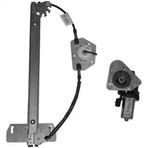mecanisme leve vitre electrique JEEP WRANGLER (2007-) - 2/4 Portes Avant Coté Conducteur AVEC MOTEUR
