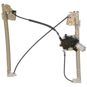 mecanisme leve vitre electrique VOLKSWAGEN CADDY (1996-2000) - 2 Portes Avant Coté Passager AVEC MOTEUR