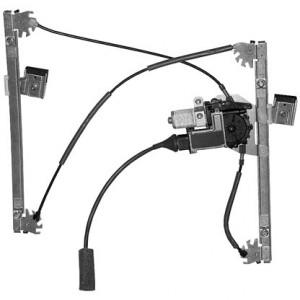 mecanisme leve vitre electrique VOLKSWAGEN GOLF 3 (09/1991-) - 2/4 PORTES Avant Coté Passager AVEC MOTEUR CONFORT