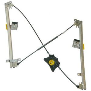 mecanisme leve vitre electrique VOLKSWAGEN GOLF 5 (11/2003-09/2008) - 4 Portes Avant Coté Passager SANS MOTEUR