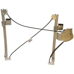 mecanisme leve vitre electrique VOLKSWAGEN LUPO (07/1998-) - 2 Portes Avant Coté Passager SANS MOTEUR