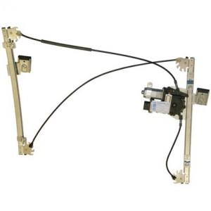 mecanisme leve vitre electrique VOLKSWAGEN POLO (11/1999-10/2001) - 2 Portes Avant Coté Passager AVEC MOTEUR CONFORT