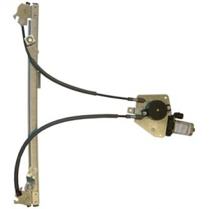 mecanisme leve vitre electrique PEUGEOT 106 (03/1996-) - 2 Portes Avant Coté Conducteur AVEC MOTEUR