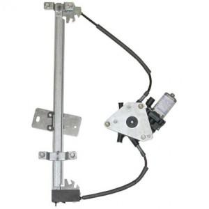 mecanisme leve vitre electrique HONDA JAZZ (04/2002-09/2008) - 4 Portes Avant Coté Conducteur AVEC MOTEUR